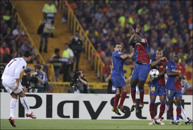 Hasil Final Liga Champion 2009, Barcelona vs Manchester ...