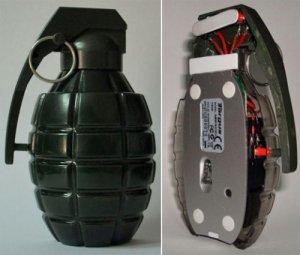 granat tangan