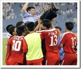 Korut ke Piala Dunia 2010