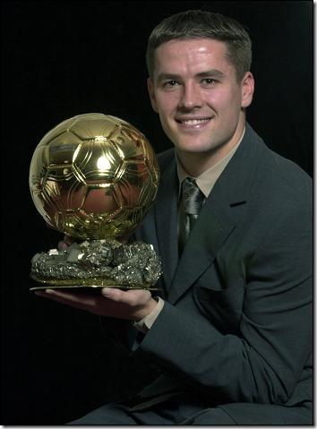 ballon D'or 2001