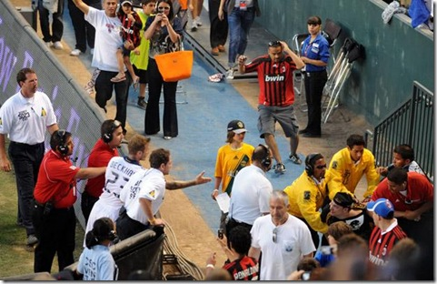 Beckham dimusuhi fans LA Galaxy_1