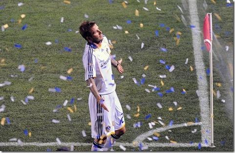 Beckham dimusuhi fans LA Galaxy_2