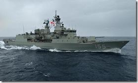 HMAS Success_Australia