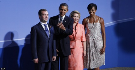 Barack Obama_Dmitry Medvedev
