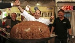 bakso terbesar di dunia