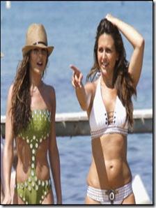 Vanessa dan Cheryl Cole