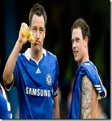 Wayne Bridge dan Terry 2