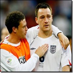 Wayne Bridge dan Terry