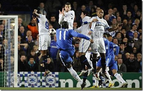 Chelsea vs Inter Milan