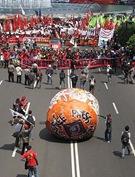 May Day Jakarta 2009