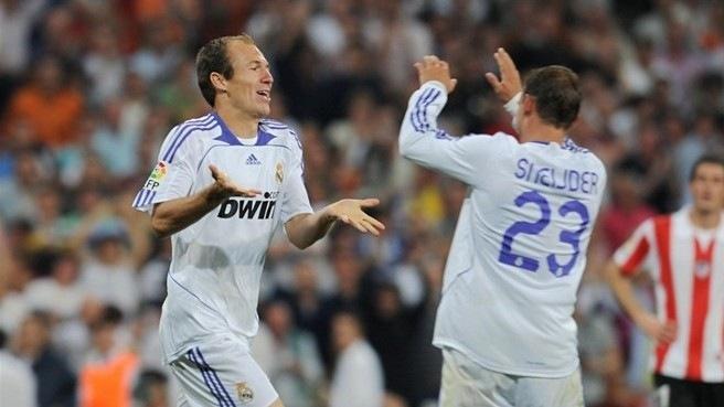 Robben dan Sneijder